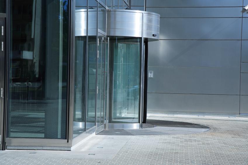 Revolving Door System
