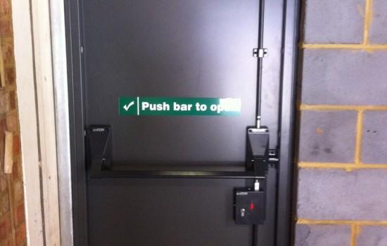 & High Security u0026 Blast Resistant Doors London | Abacus Shutters