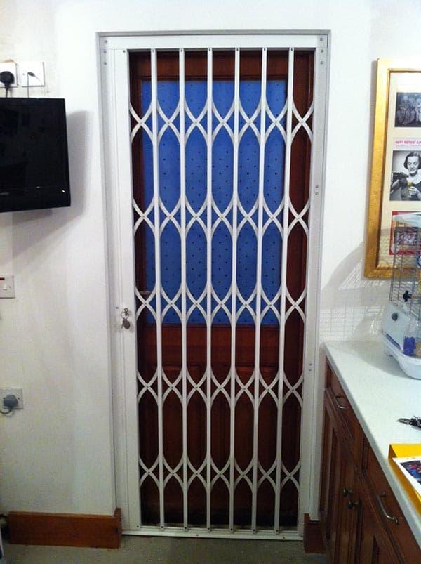 Collapsible Lattice Gate-CX2-Door-Single
