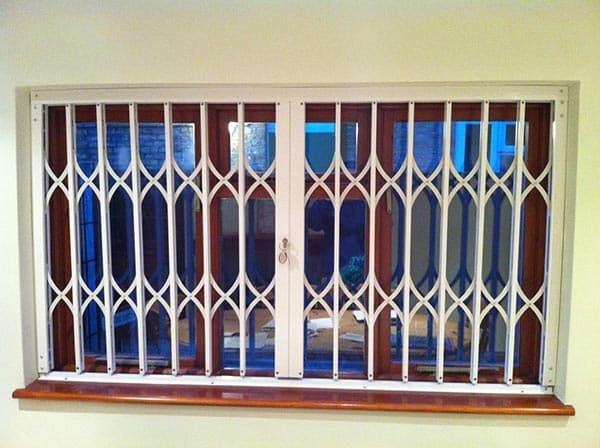 Collapsible Lattice Gate-CX2-Window