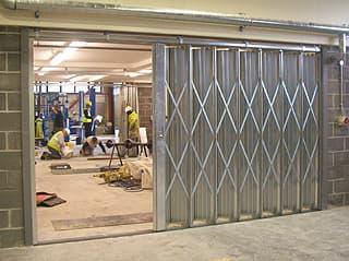 Sliding Folding Door-inside
