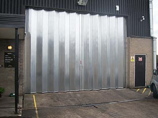 Sliding Folding Door